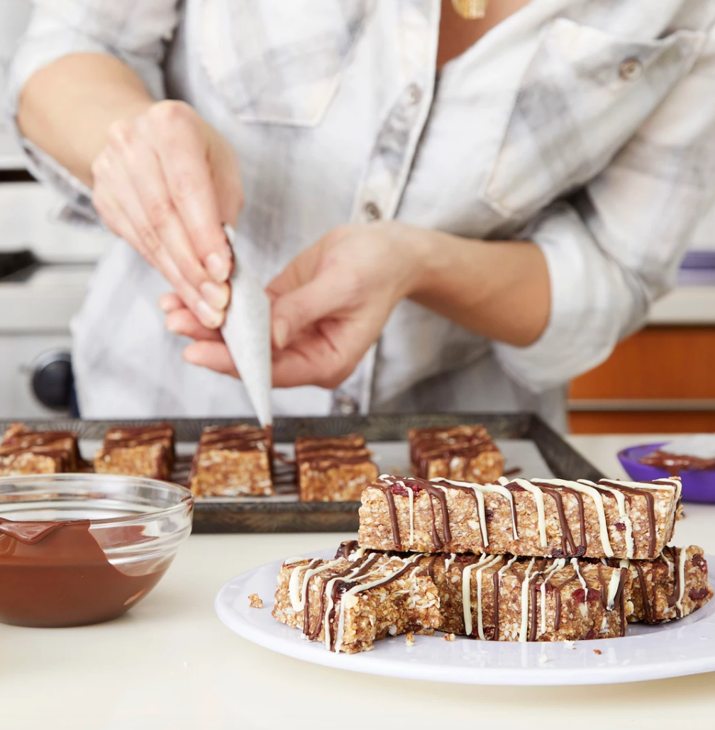 Homemade Power Bars by Christine Tizzard