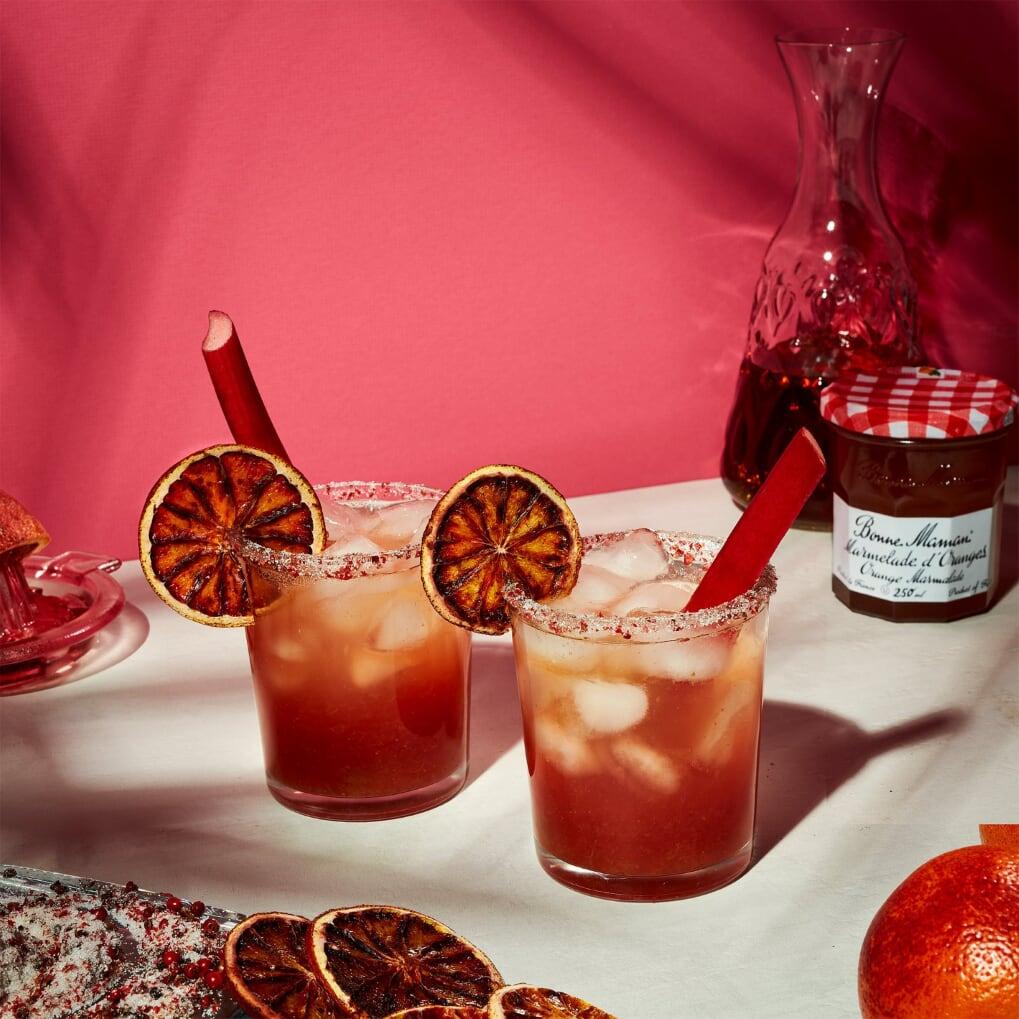 Bonne Maman cocktail