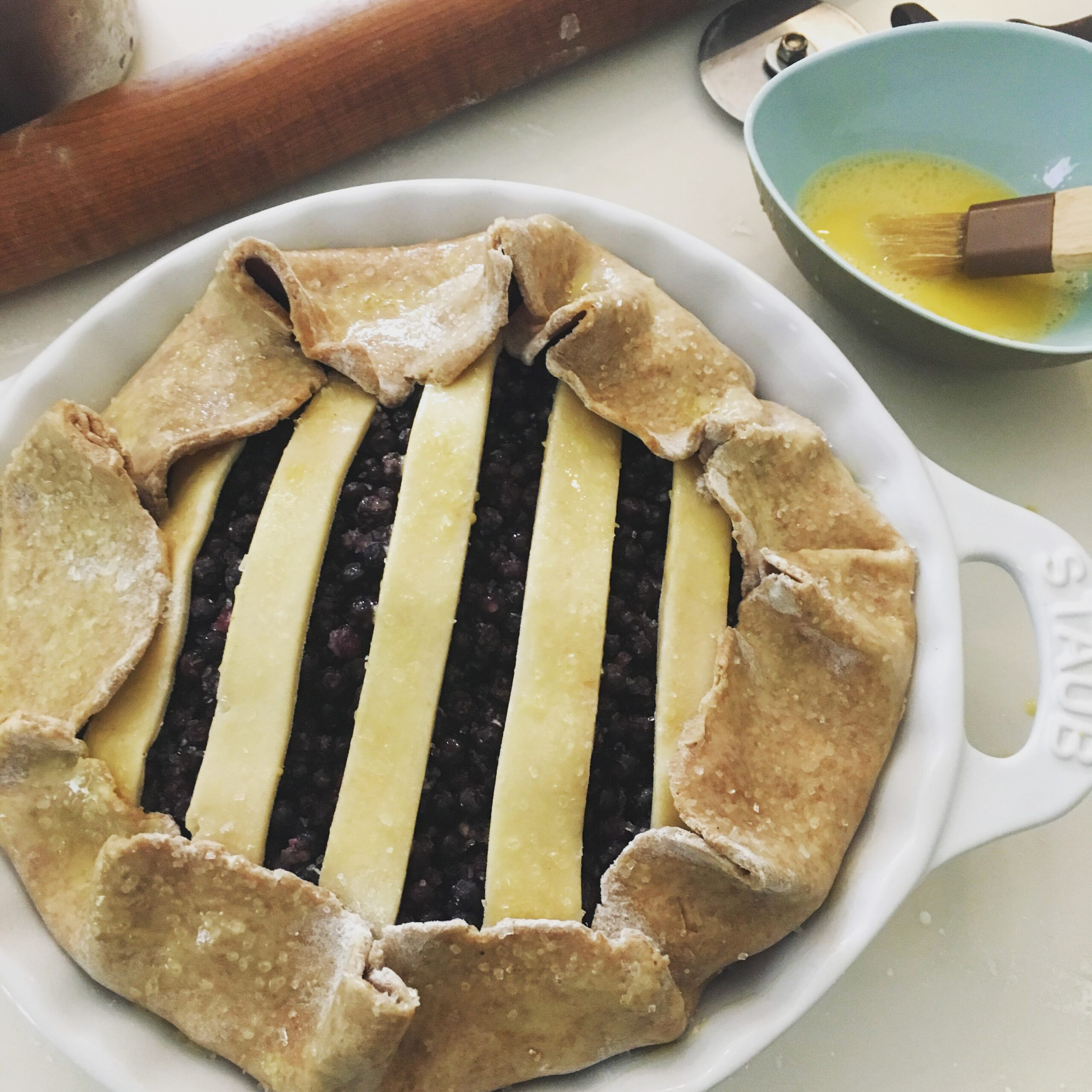 My recipe for Perfect Flaky Pie Dough