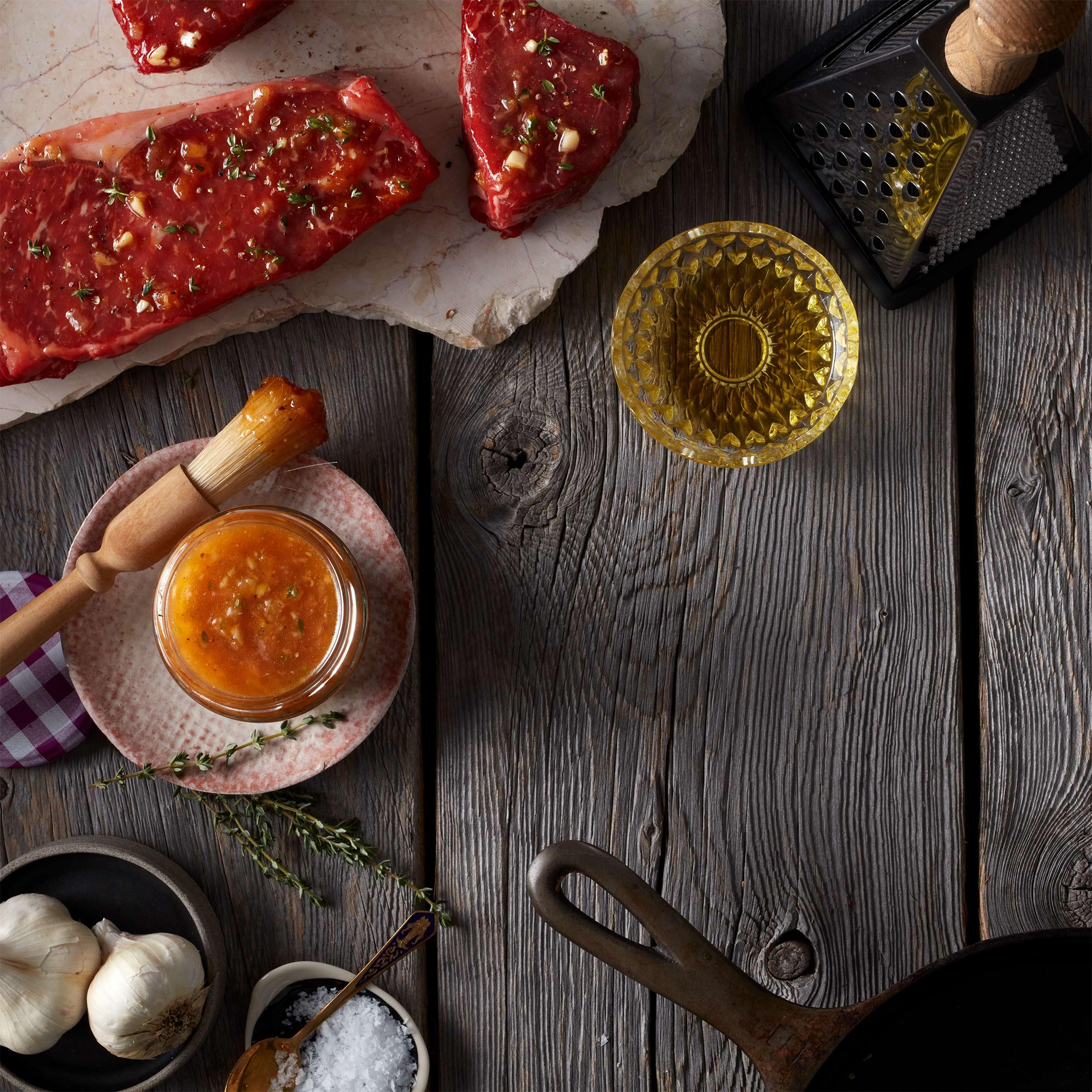 apricot marinade spread